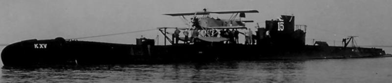 Подводная лодка «K-XV»