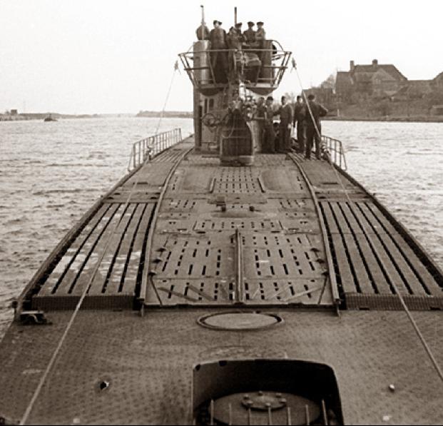Подводная лодка «U-166»