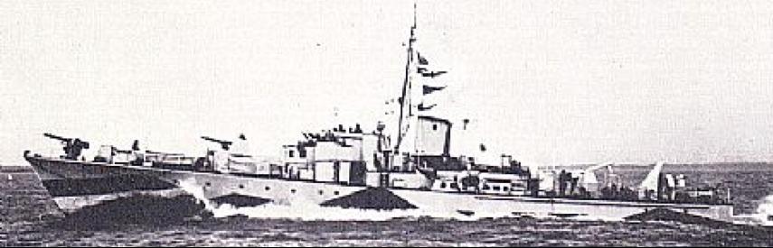 Канонерская лодка SGB4 «Grey Fox»