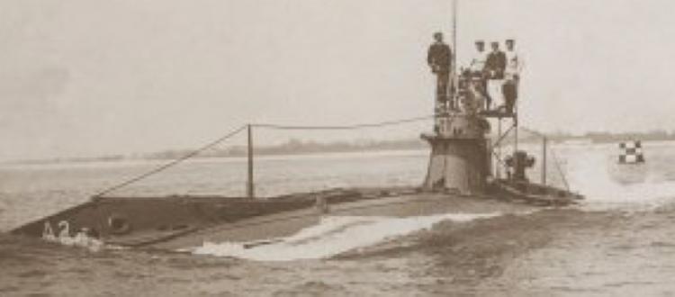 Подводная лодка «A2»