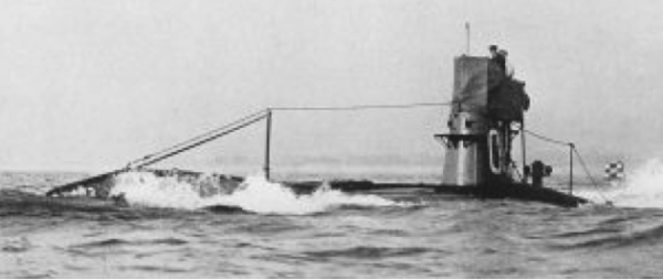 Подводная лодка «А-3»