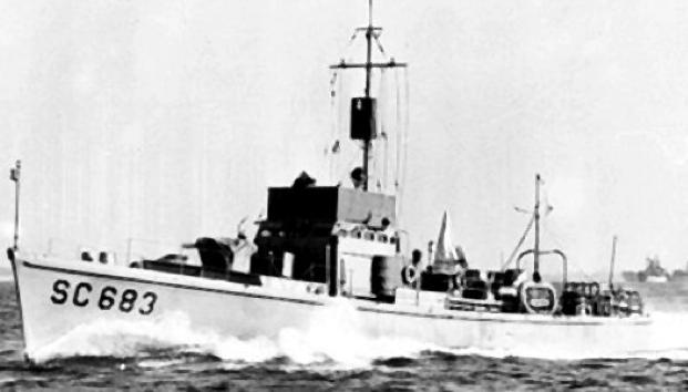 Охотник «Hessa» (SC-683)