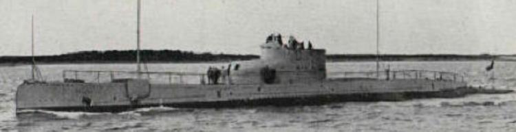 Подводная лодка «Delfim»