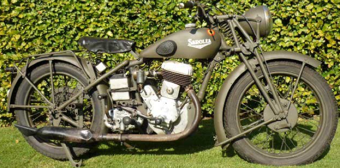 Мотоцикл Saroléa 38-T6