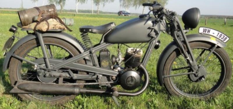 Мотоцикл DKW KS-200
