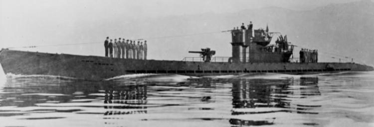 Подводная лодка «U-510»