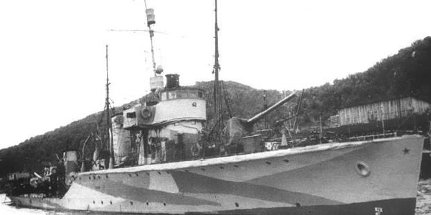 Сторожевой корабль «Пурга»