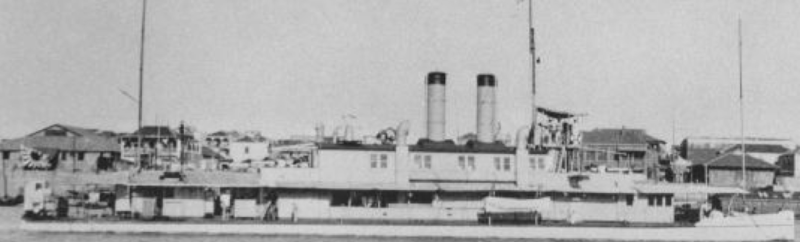 Канонерская лодка «Fushimi»