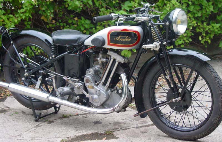 Мотоцикл Sarolea 350