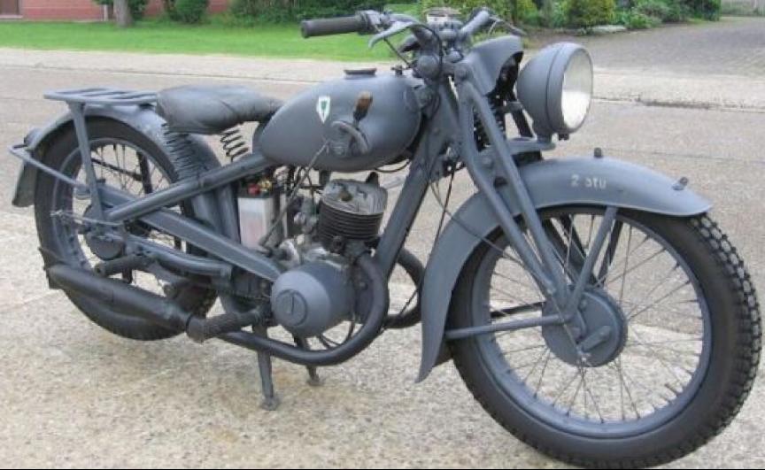 Мотоцикл DKW SB-200
