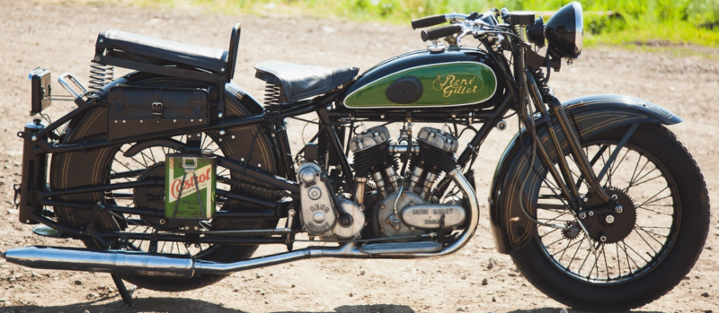 Мотоцикл Renе Gillet 750