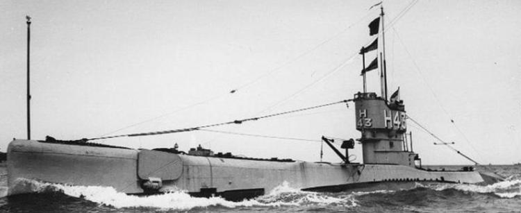 Подводная лодка «Н-43»
