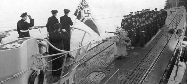 Подводная лодка «U-171»