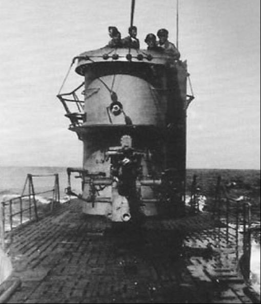 Подводная лодка «U-214»