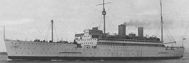 Плавбаза подводных лодок «Medway»