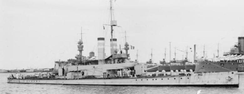 Канонерская лодка «Ladybird»