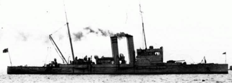 Канонерская лодка «Jakob Bagge»