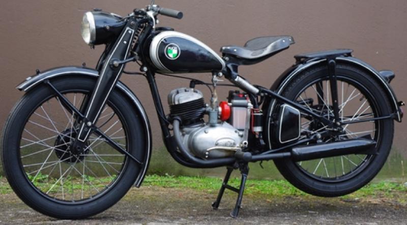 Мотоцикл Puch-125