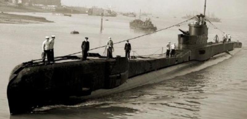 Подводная лодка «Tigris»
