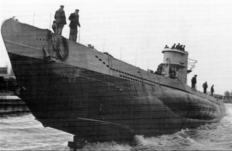 Подводная лодка «U-442»