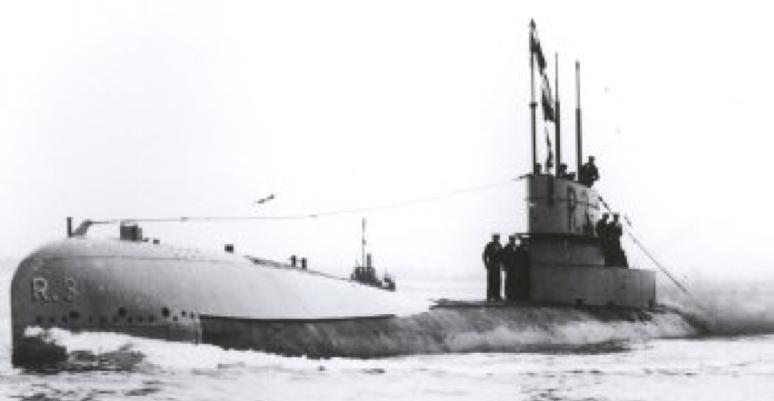 Подводная лодка «R-3»