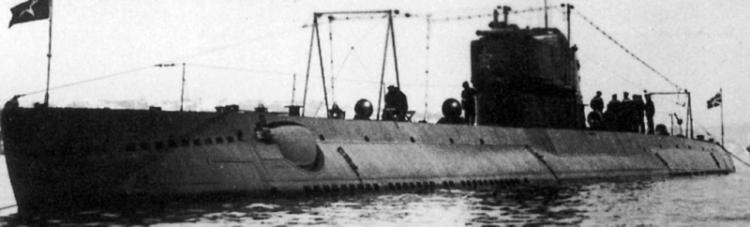 Подводная лодка «Д-4» (Спартаковец)