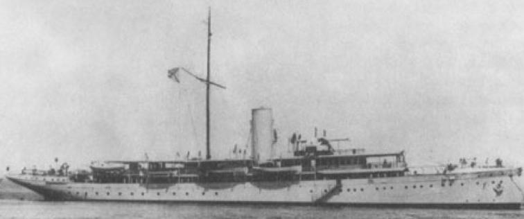 Сторожевой корабль «Воровский»