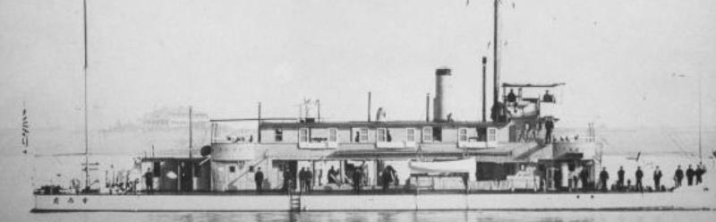 Канонерская лодка «Sumida»