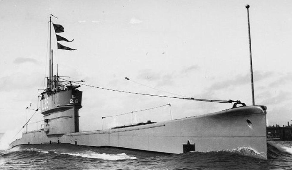 Подводная лодка «L-26»