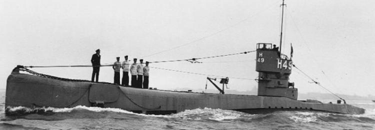 Подводная лодка «Н-49»