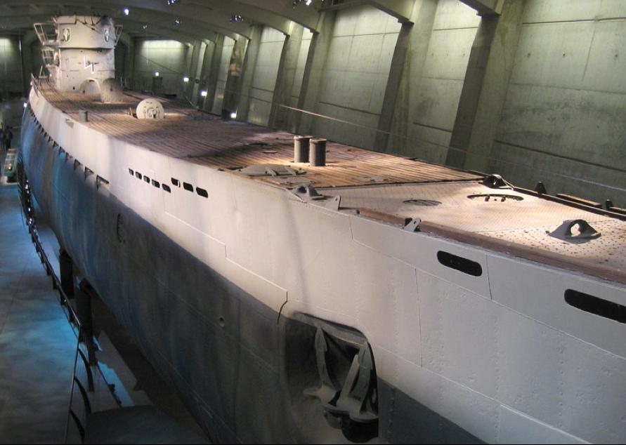 Подводная лодка «U-505»