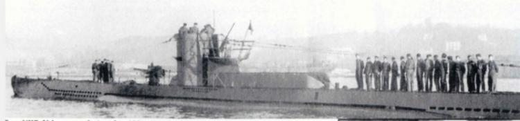 Подводная лодка «U-213»