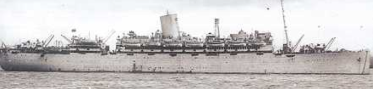 Вспомогательный крейсер «Alcantara»