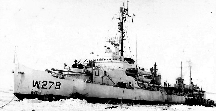 Ледокол «Eastwind» (WAG-279)