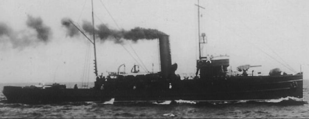 Канонерская лодка «Turunmaa»