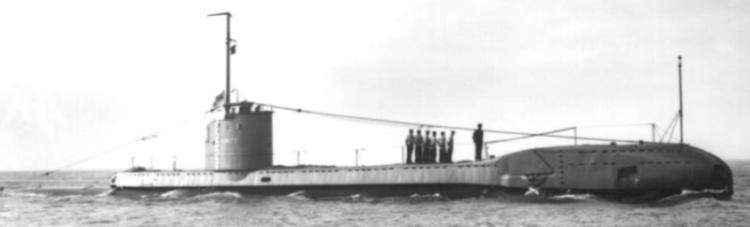 Подводная лодка «Undine»