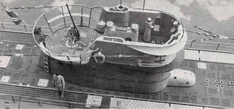 Подводная лодка «U-188»