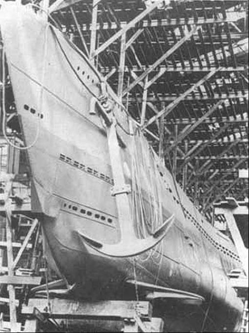 Подводная лодка «U-1061»