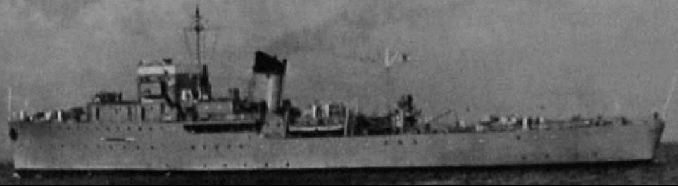 Канонерская лодка «Calvo Sotelo»