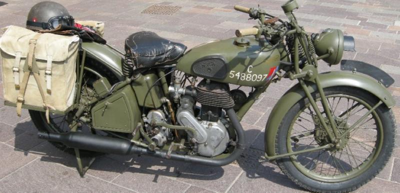 Мотоцикл Norton 16-Н
