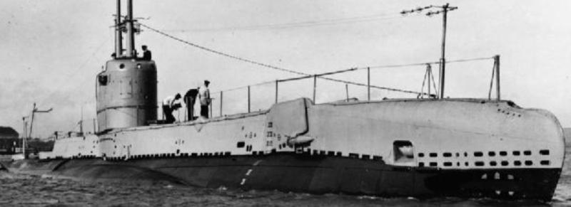 Подводная лодка «Seahorse»