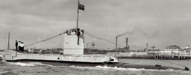 Подводная лодка «Unity»