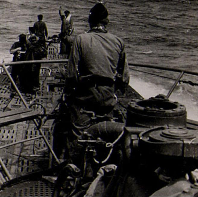 Подводная лодка «U-459»