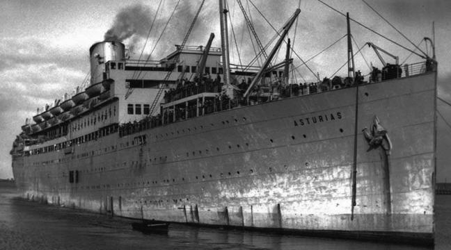Вспомогательный крейсер «Asturias»