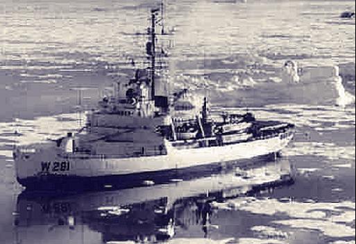 Ледокол «Westwind» (WAG-281)