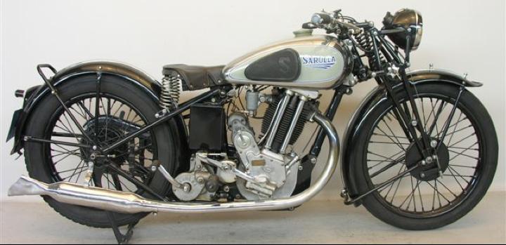 Мотоцикл Sarolea 600