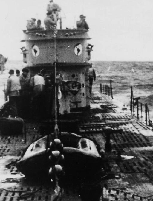 Подводная лодка «U-460»