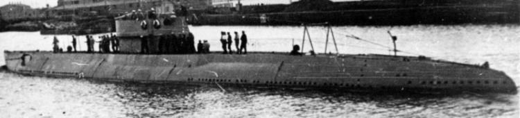 Подводная лодка «Д-1» (Декабрист)