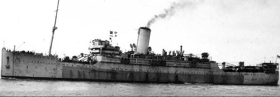 Плавмастерская «Ranpura» (F-75)