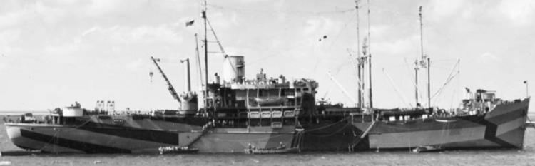 Плавбаза гидроавиации «Hamlin» (AV-15)